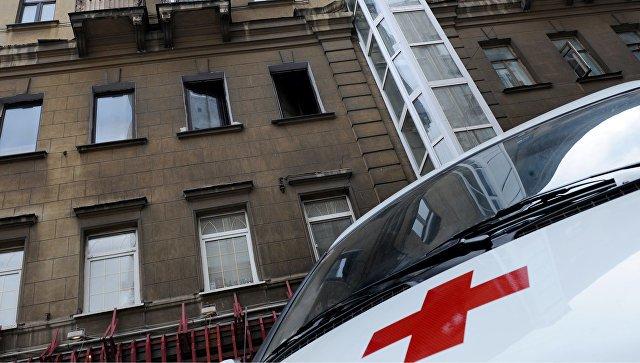 Житель Екатеринбурга поймал упавшую с восьмого этажа девочку