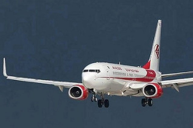 Boeing-736 авиакомпании Air Algerie пропал с радаров после сигнала SOS