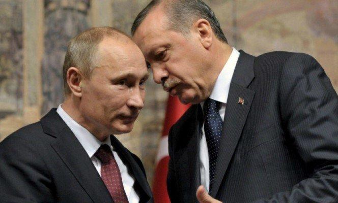 Эрдоган назвал Путина другом и предсказал начало новых отношений с РФ