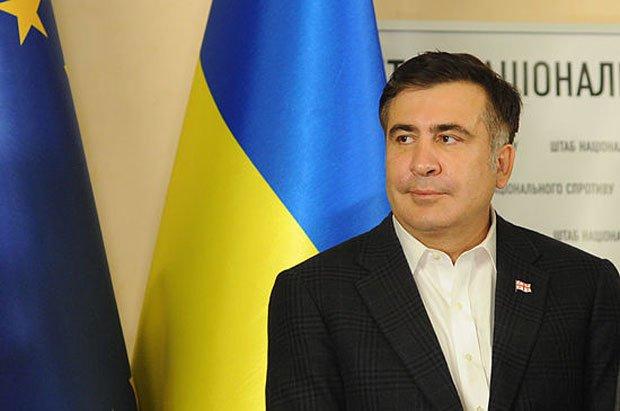 Саакашвили признался, что Украина поставляла оружие Грузии до конфликта 2008 года