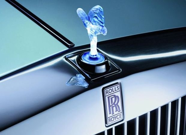 В России продажи Rolls-Royce в 2016 году уменьшились на 33%