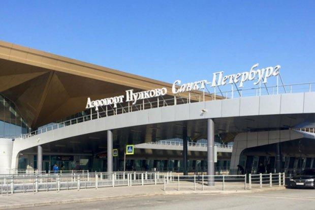 Из Петербурга в Турцию вылетел регулярный рейс