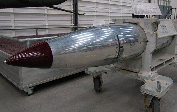 США хотят разместить в Германии новые атомные бомбы