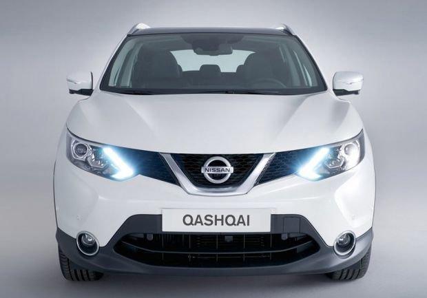Nissan выпустит модель Qashqai с технологиями автономного вождения
