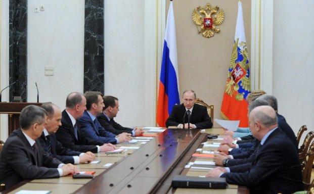 СМИ узнали об итогах заседания Совбеза России по диверсиям в Крыму