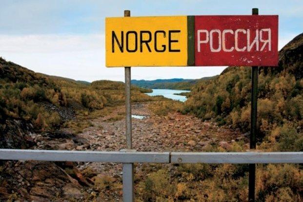 Власти Норвегии задержали четырех человек, бросавших на границе камни в сторону РФ
