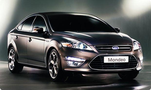 Ford отзывает более трех тысяч автомобилей Mondeo в России