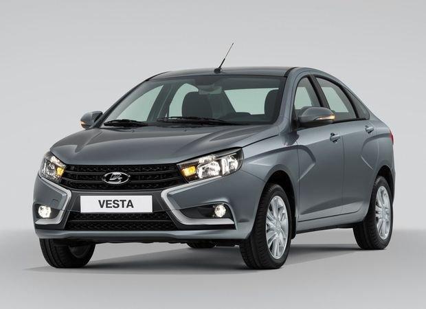 «АвтоВАЗ» на Московском автосалоне показал новые модификации LADA Vesta