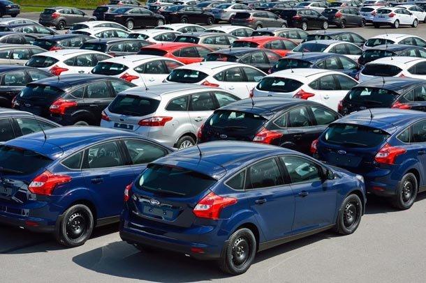 В России средневзвешенная цена легковых автомобилей увеличилась на 18%