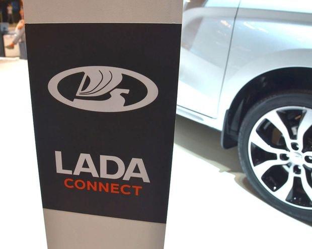 Автомобилями LADA можно будет управлять при помощи смартфона