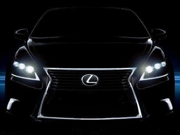 В России стартовал прием заказов на Lexus GX 460 версии Sport