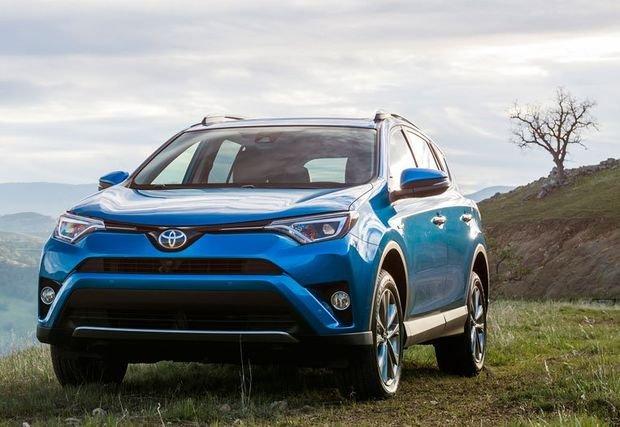 В России принимают заказы на специальную серию Toyota RAV4 Exclusive