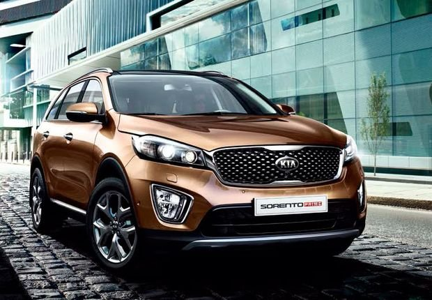 В России стартовали продажи спортивной версии KIA Sorento Prime