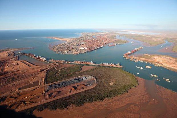 В Австралии найдены остатки фундамента домов ледникового периода