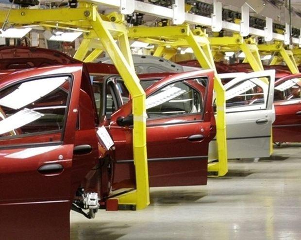 В России увеличивается выпуск легковых автомобилей