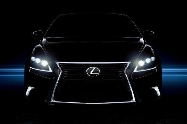 Lexus на рынке России достиг рекордных показателей в премиум-сегменте
