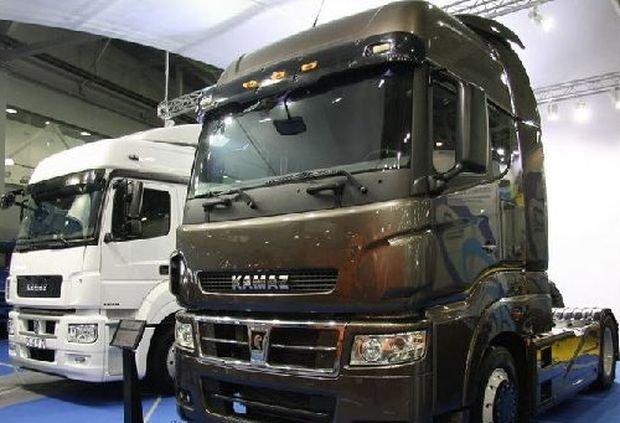 «КамАЗ» переориентировал экспорт автомобилей на страны дальнего зарубежья