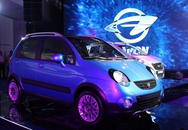 Модель Matiz уходит с российского автомобильного рынка