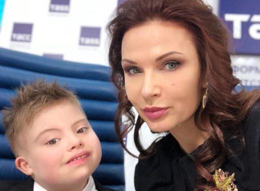 Маленький сын Бледанс опух после обвинений во вранье на шоу Малахова