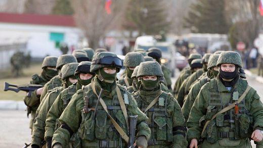 На востоке Украины обнаружилась российская армия