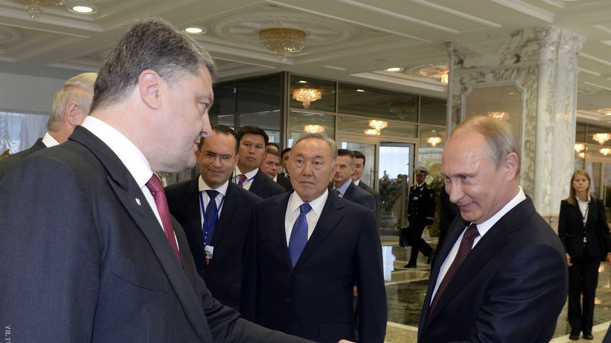 Раскрыты детали жестких переговоров Путина с Порошенко