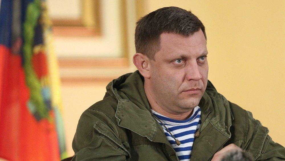 Песков рассказал, кто заменит убитого Захарченко на посту главы ДНР