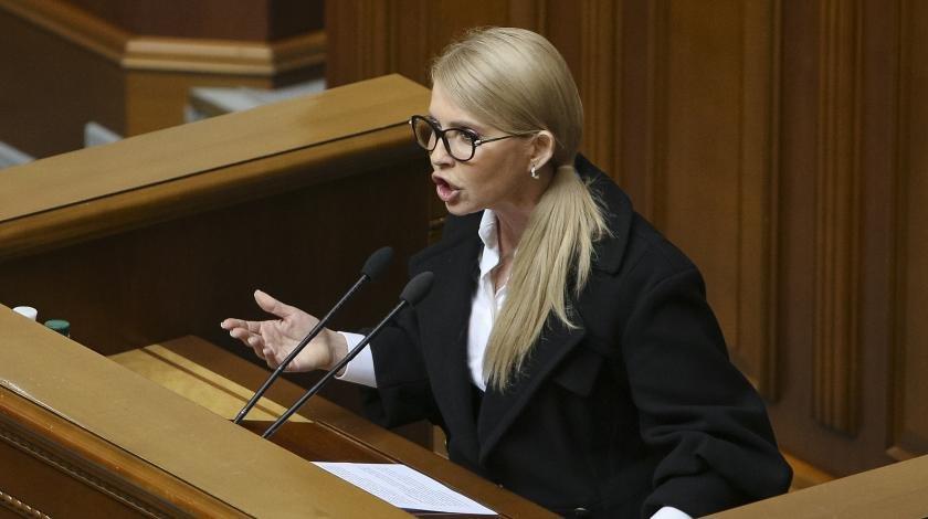 На пути к власти Тимошенко встала Россия