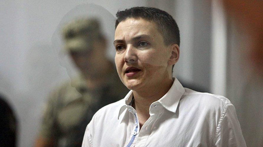 В Киеве оперируют Надежду Савченко