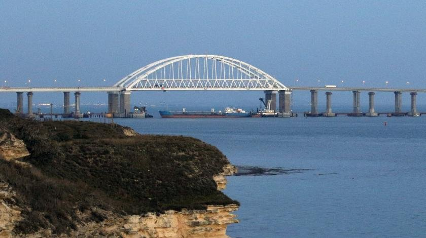 Провокацию у Крымского моста устроили США