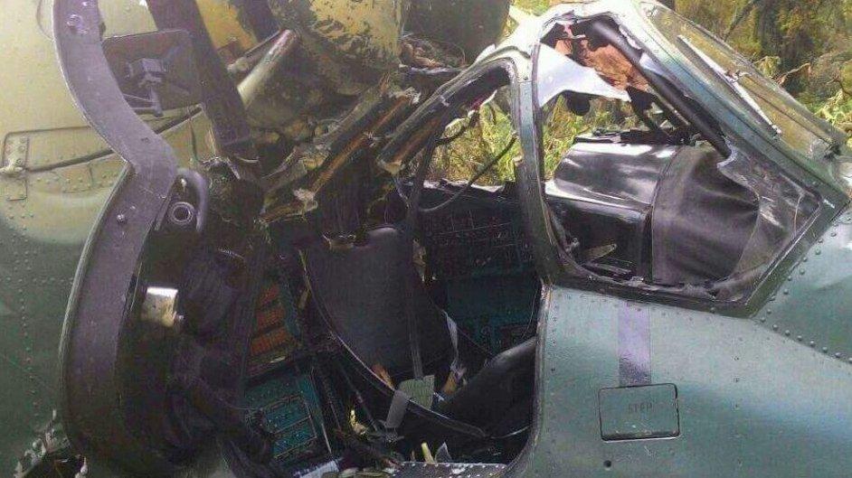Самолет с россиянами разбился в Конго