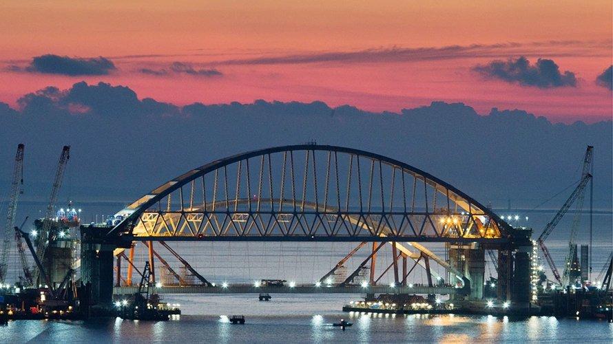 Сделано шокирующее заявление о перекосе Крымского моста