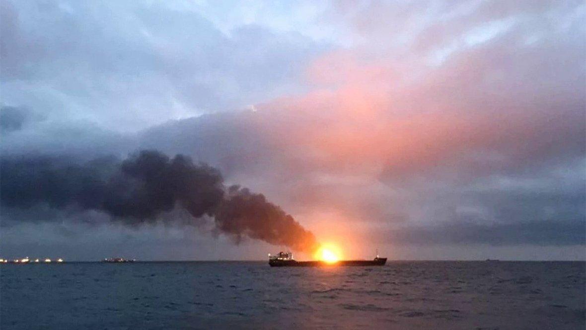 Шансов найти выживших в ЧП в Черном море не осталось