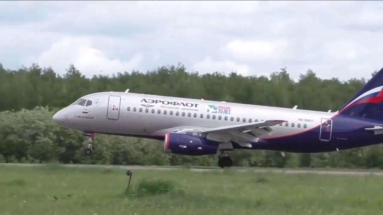 Силовики взяли штурмом захваченный самолет «Аэрофлота»