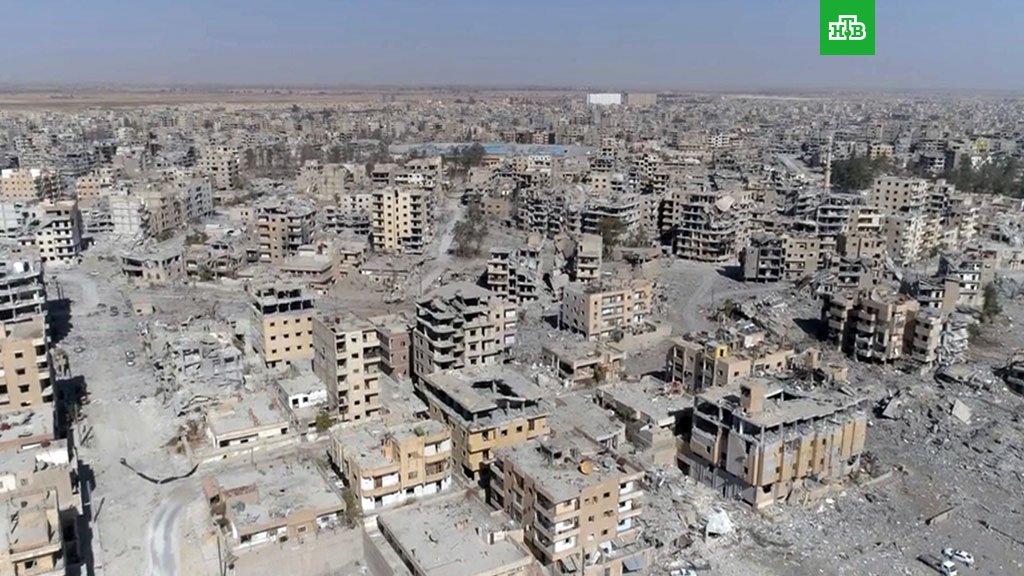 Неподалеку от посольства РФ в Дамаске произошел взрыв