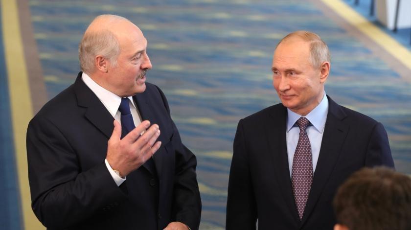 После развлечений с Путиным Лукашенко взялся за большие дела