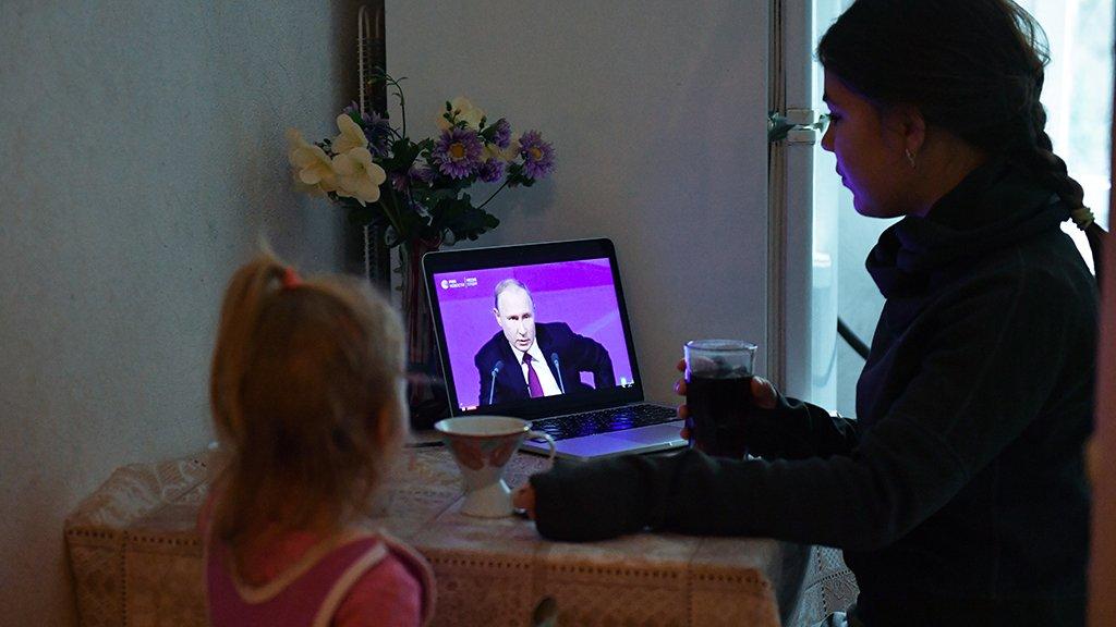 Выплаты, льготы, ипотека: Путин предложил пакет новых мер для поддержки семей
