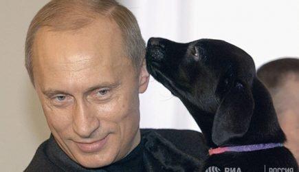 Любовь Путина, которую он и не думает скрывать