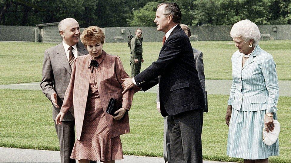 Управляла ли Раиса Горбачева страной вместо мужа?