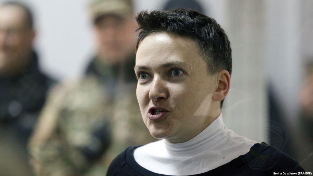 Савченко назвала имянового президента Украины
