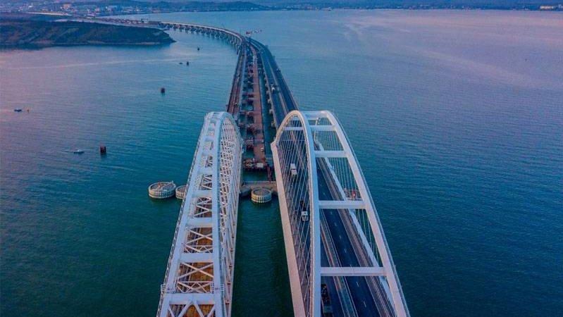 Объявлено о критических недостатках Крымского моста