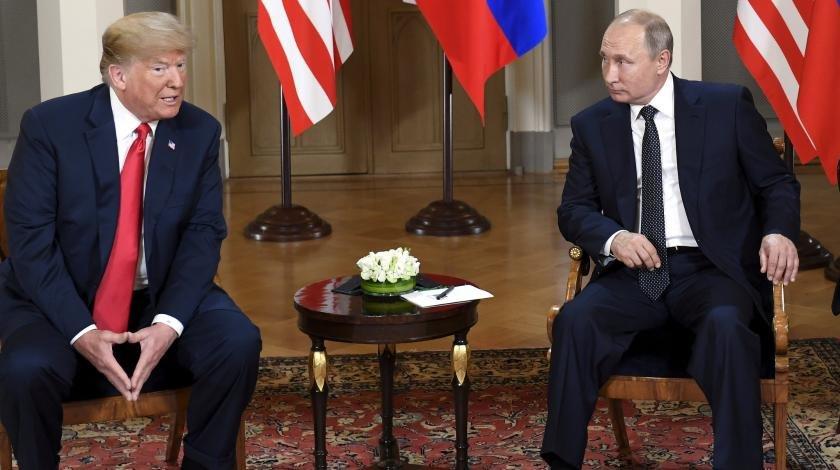 Путин спасает Трампа
