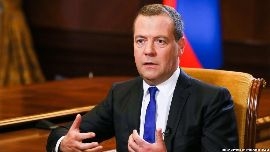 Медведев поставил Украине условия