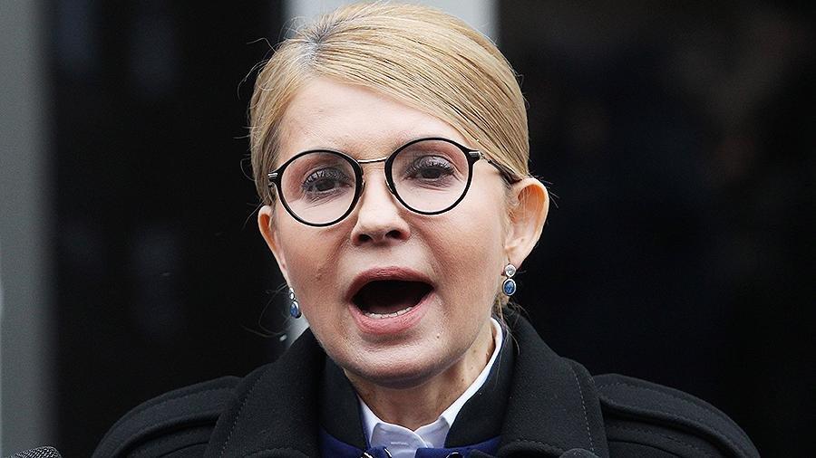 Всети появилась запись подслушанного разговора Тимошенко сКоломойским