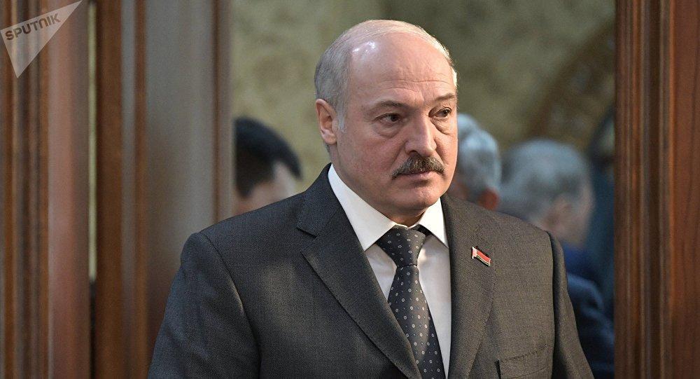 Сделано заявление об отставке Лукашенко