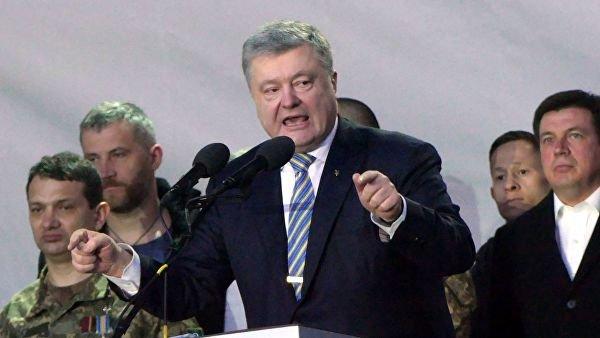 Саакашвили рассказал о планах Порошенко обменять Крым на членство в ЕС