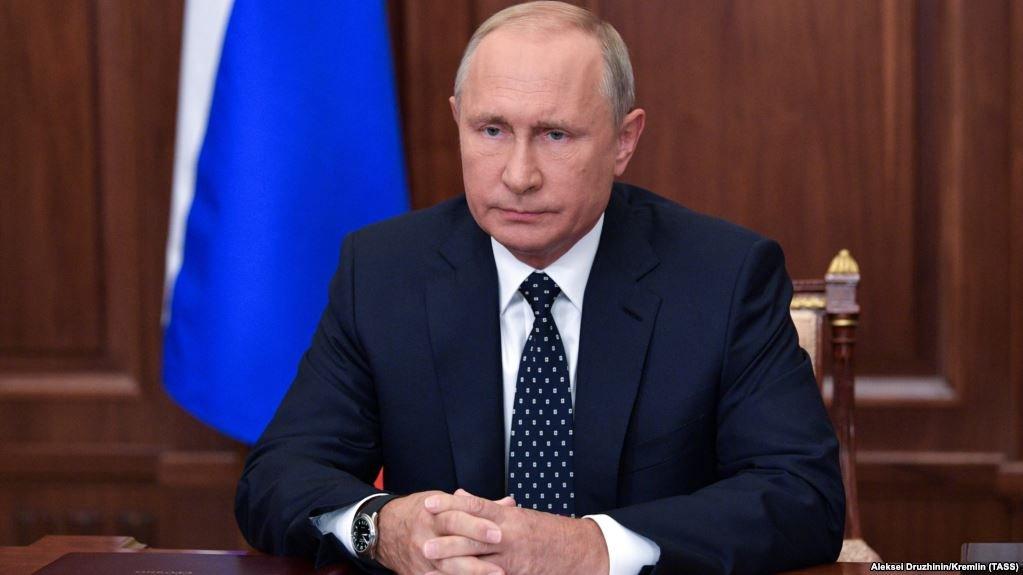 Путину выдвинули беспрецедентное требование