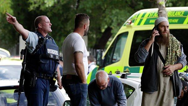 В Новой Зеландии после расстрела в мечетях прогремело два взрыва