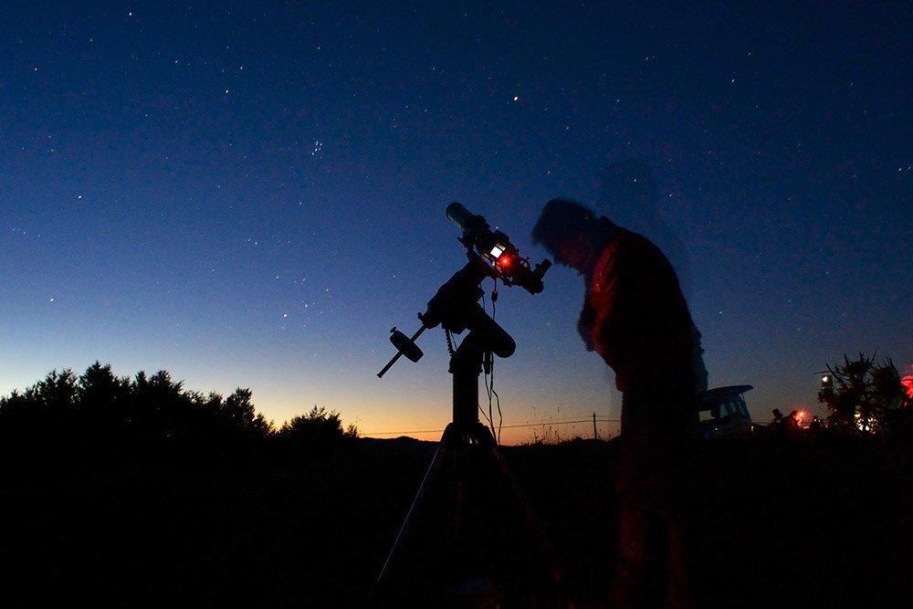 Астрономы сообщили о мощном взрыве метеорита над Камчаткой