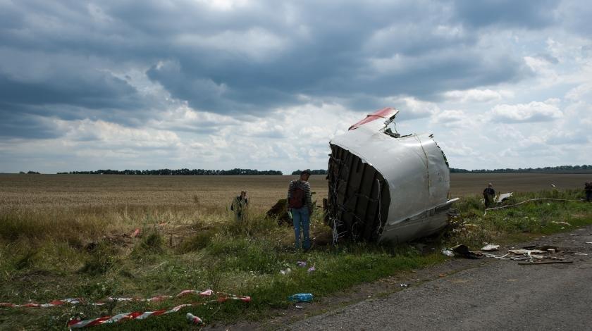 Бывший сотрудник СБУ раскрыл роль Украины в крушении MH-17
