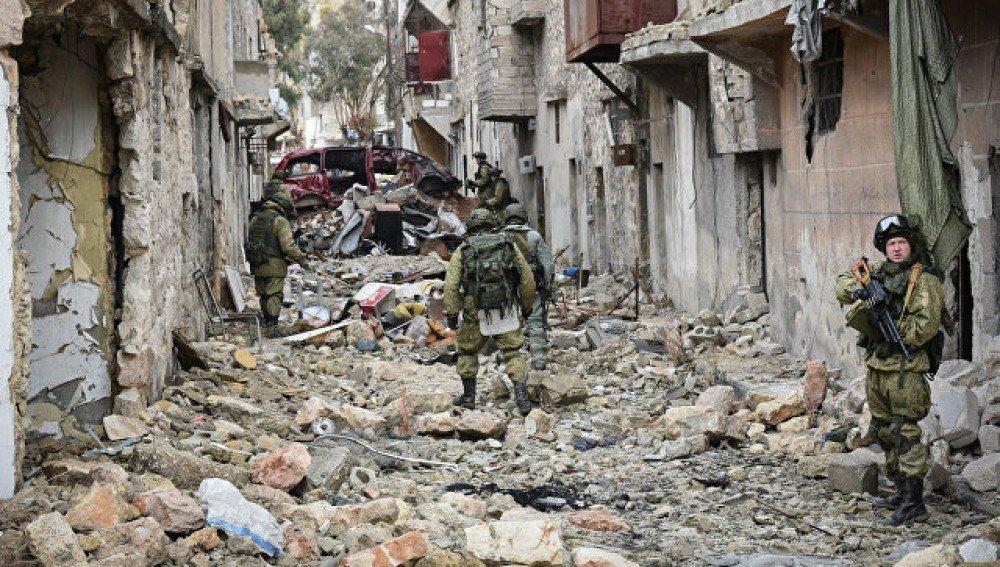 Минобороны: Трое российских военных погибли в Сирии